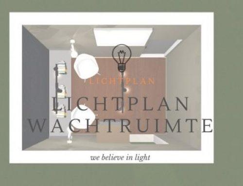 Lichtplan wachtruimte mondhygiëniste