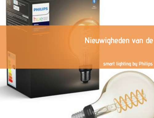 Smartlighting op de IFA 2019