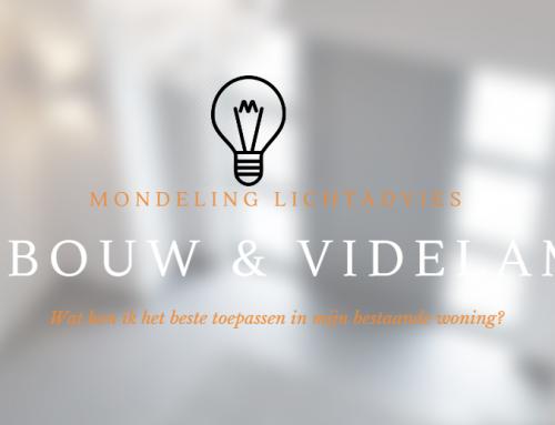 mondeling lichtadvies voor bestaande woning Achterhoek