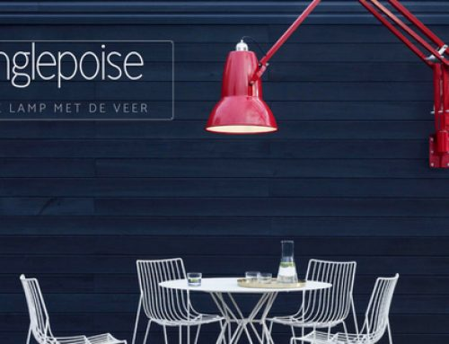 Anglepoise, een Brits icoon
