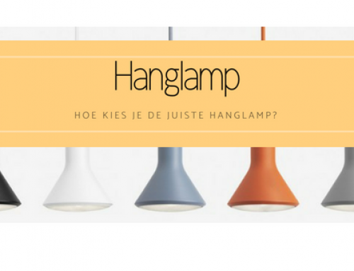 Hoe kies je de juiste hanglamp?