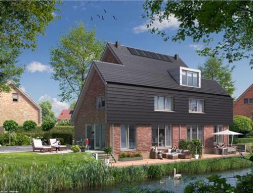 Inrichtings- en Lichtadvies voor nieuwbouw woning aan de Liniedijk